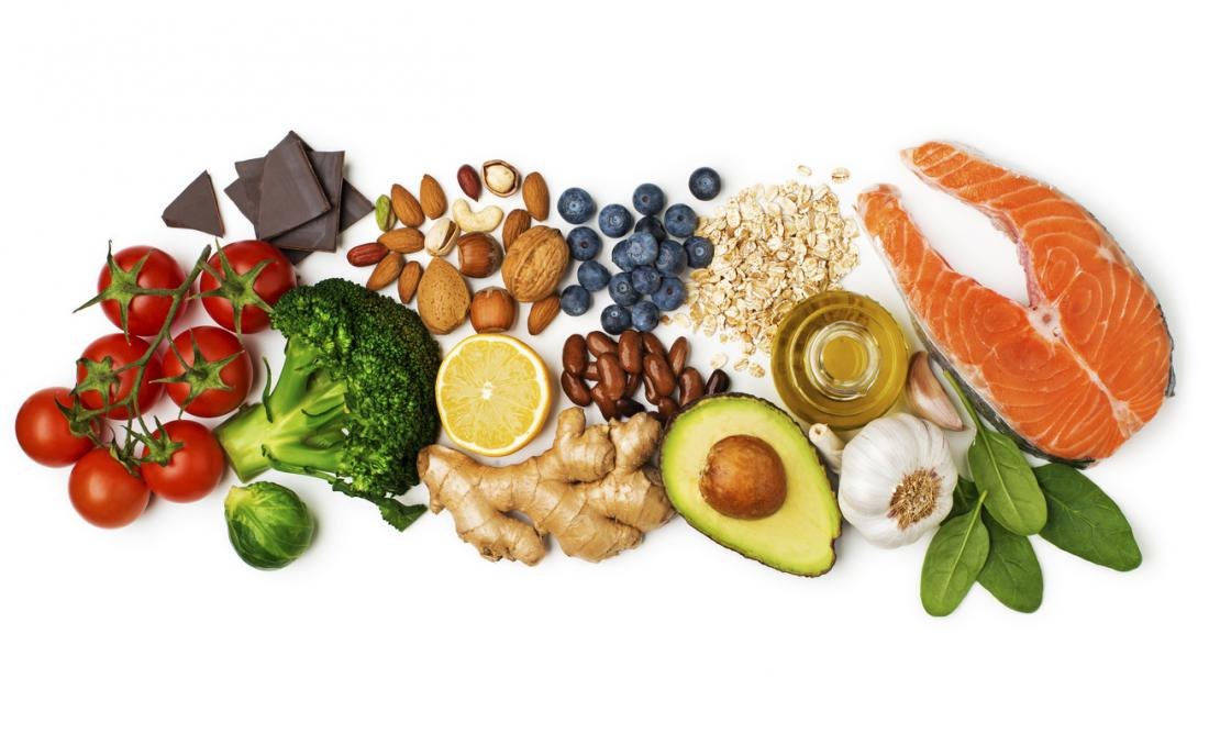 healthy foods for health cells