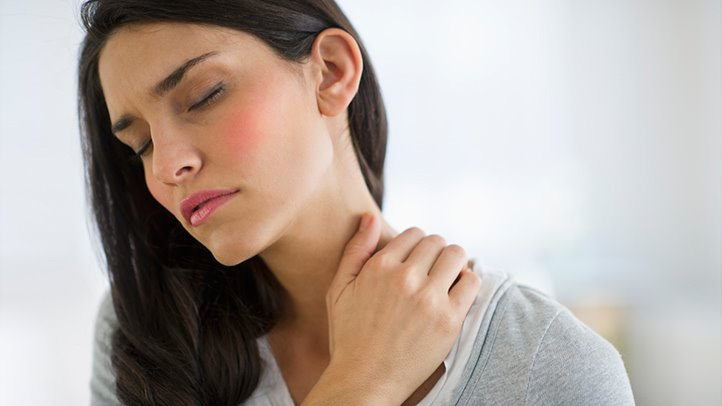 Joint pain from disease