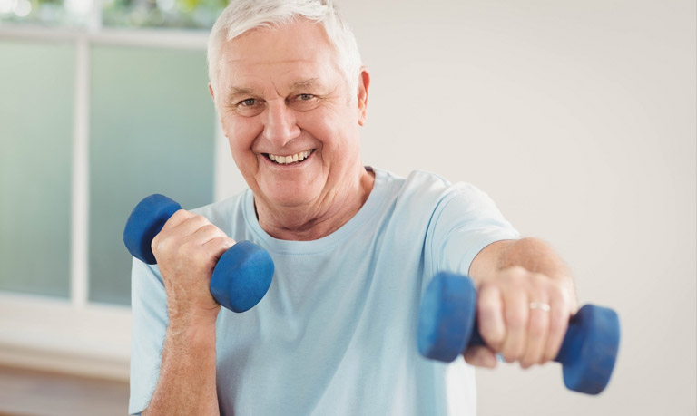 Easy Home Workouts for Seniors
