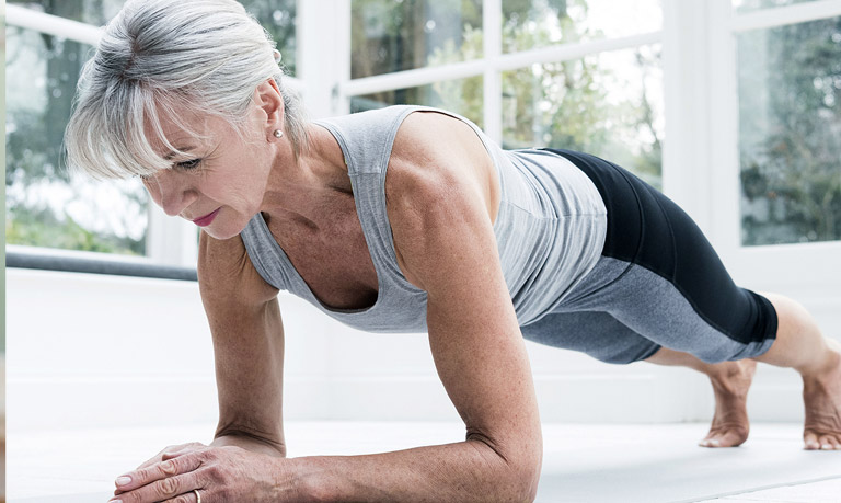 Simple Stretch Home Workouts for Seniors