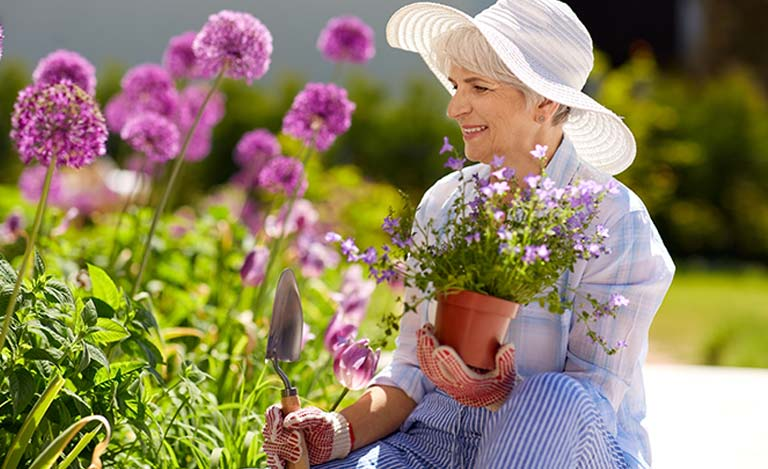 How to Garden with Back Pain