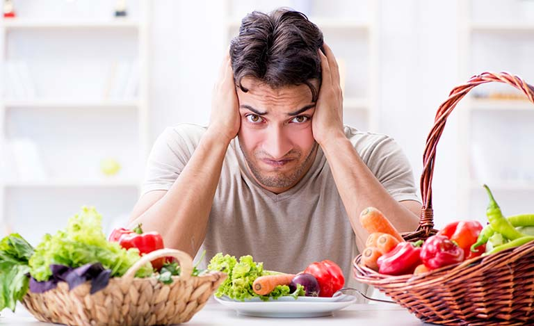 How Your Diet Affects Your Stress Levels